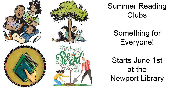 Summer Reading Clubs 2017